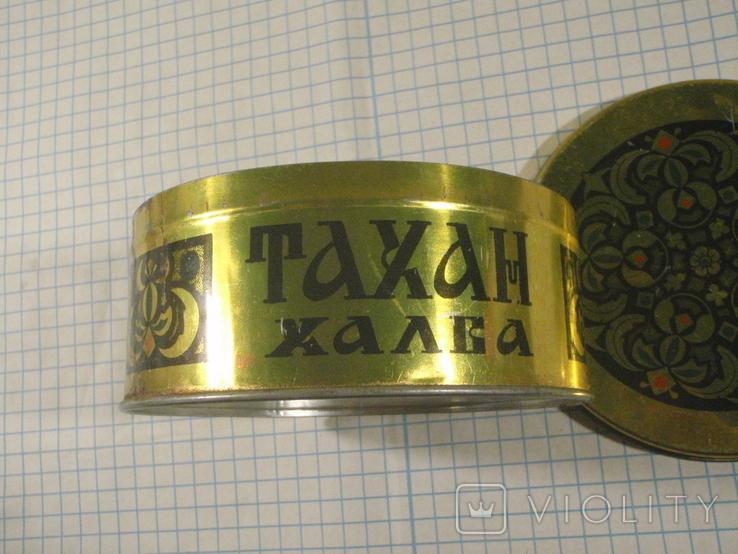 """Банка. Коробка от халвы """"Тахан""""., фото №4"""