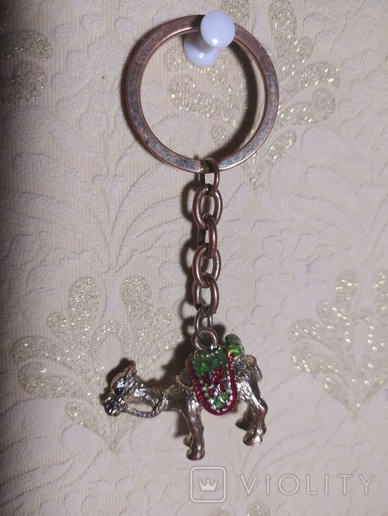 Брелок верблюд Camal., фото №3