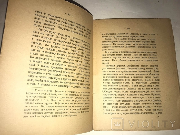1925 Пушкин Б. Томашевский, фото №9