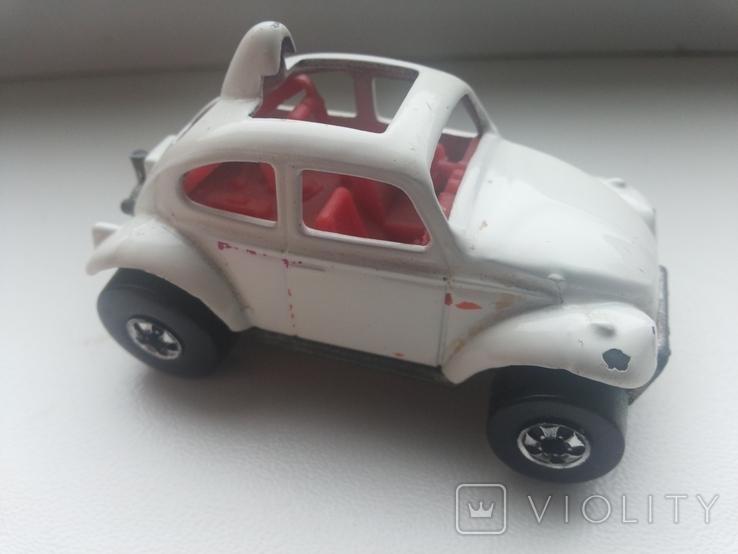 Модель Volkswagen Beetle Hot Wheels Mattel 1983, фото №2