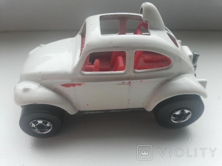 Модель Volkswagen Beetle Hot Wheels Mattel 1983, фото №4