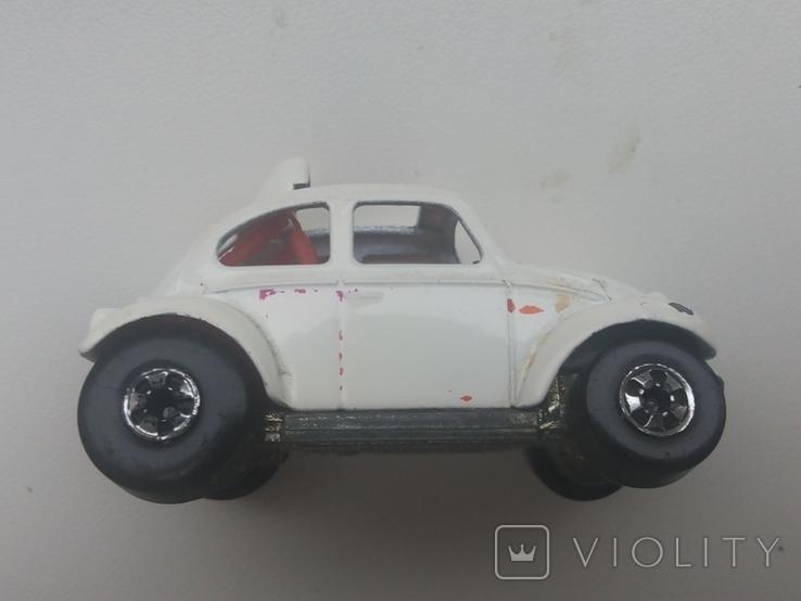 Модель Volkswagen Beetle Hot Wheels Mattel 1983, фото №13