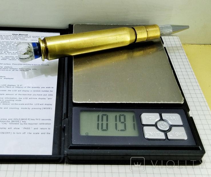 Ручка итк зекпром, большая 102 грамм, фото №6