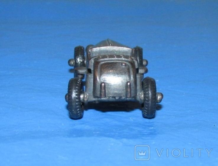 Ретро автомобиль из Европы Ferrero 70-е г., фото №5