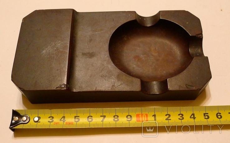 Бакелитовая пепельница, фото №3