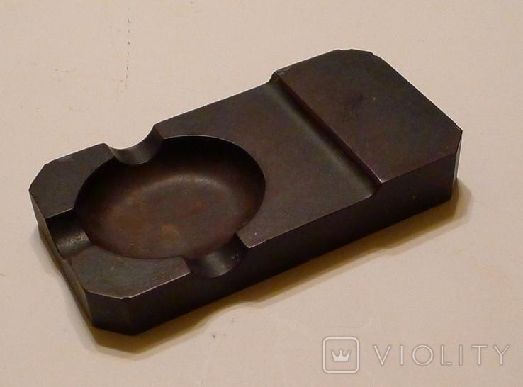 Бакелитовая пепельница, фото №4
