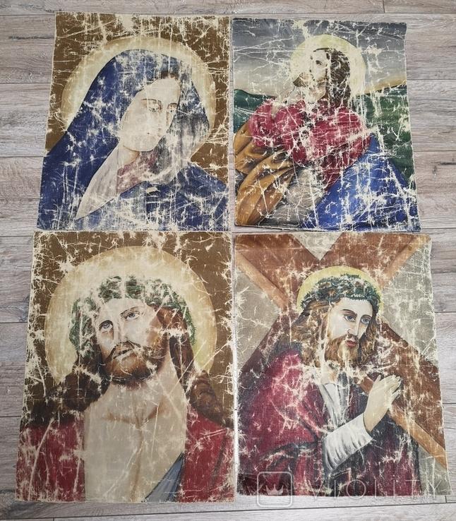 Наївні ікони на полотні, фото №2