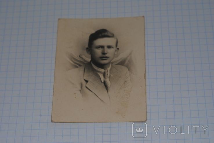 Фото мужчина 1944 г, фото №2