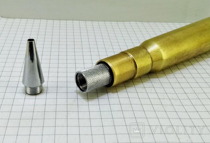 Ручка итк зекпром, большая 102 грамм, фото №12