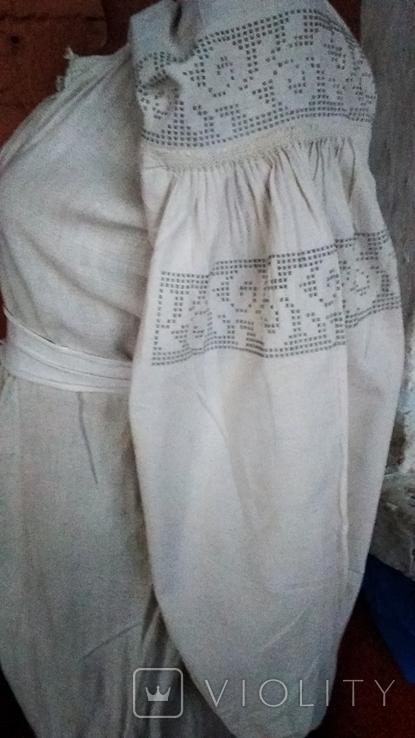 Старинная  вышиванка, фото №2