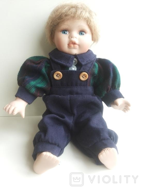 Кукла фарфоровая, фото №3