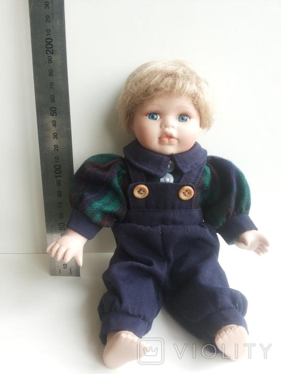 Кукла фарфоровая, фото №6