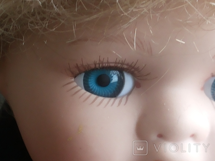 Кукла фарфоровая, фото №8