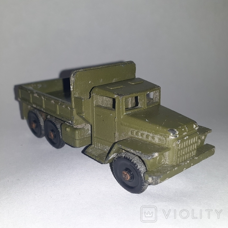 Военная машина КРАз Урал, фото №5