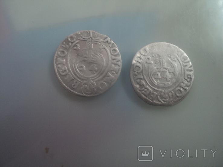 Полторак 1620 1625 г, фото №2