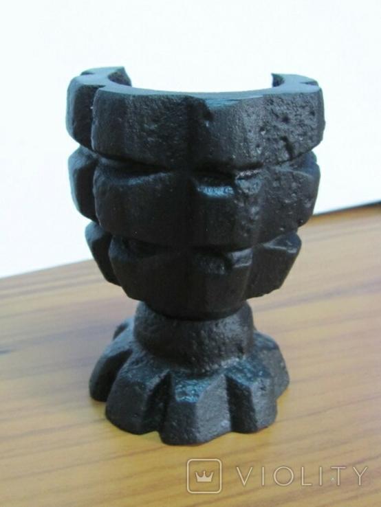 Антуражная пепельница из корпуса Ф1., фото №3