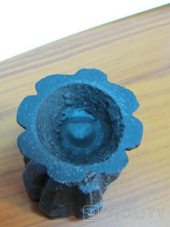 Антуражная пепельница из корпуса Ф1., фото №4