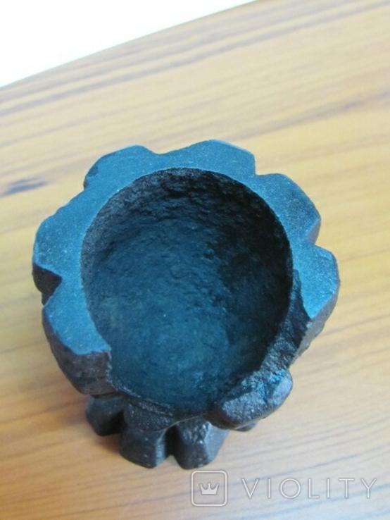 Антуражная пепельница из корпуса Ф1., фото №5