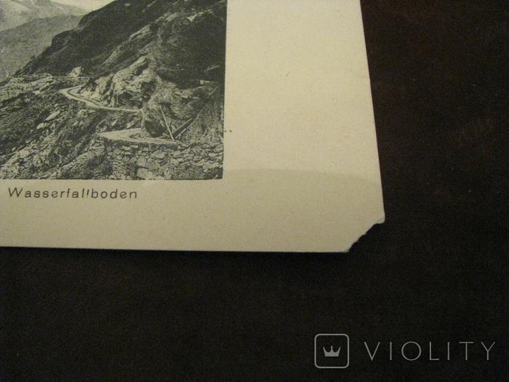 Открытка - виды Австрии - № 1., фото №3