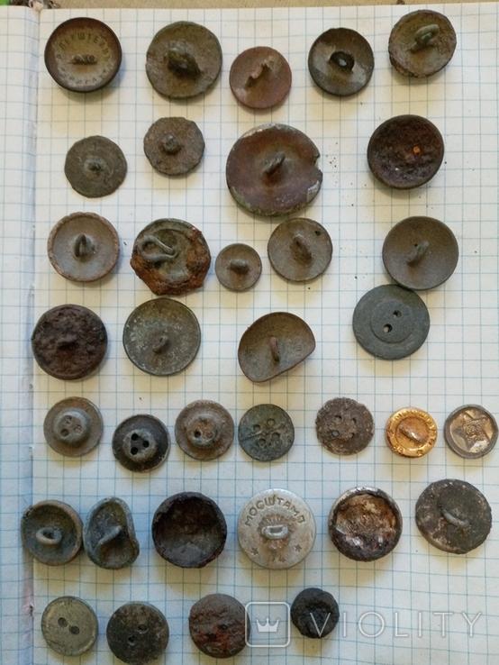 Пуговки разные, фото №7