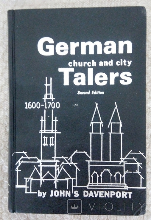 Davenport. German Church and City Talers 1600-1700, фото №2
