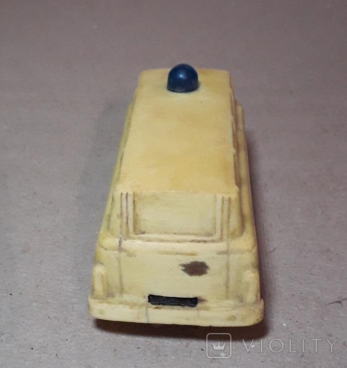 Машинка ГАИ из СССР 60-70-е годы, фото №5
