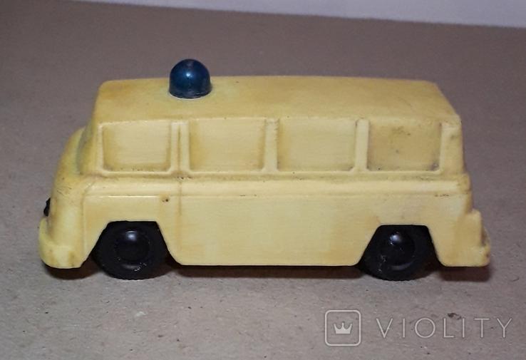 Машинка ГАИ из СССР 60-70-е годы, фото №2