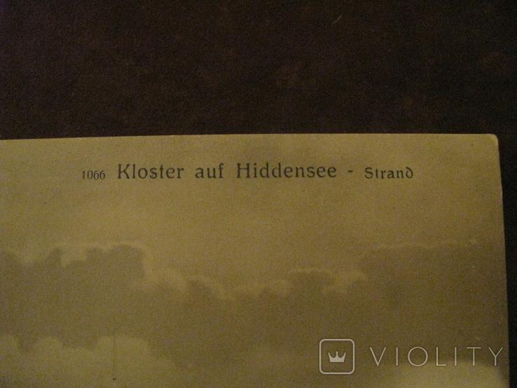 Открытка - виды Германии - № 11., фото №3