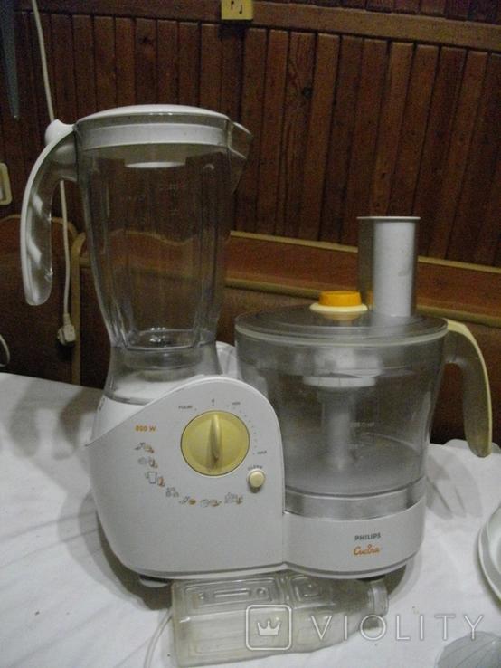 """Кухонный комбайн """"Cucina"""" HR7740 фирмы PHILIPS, фото №3"""