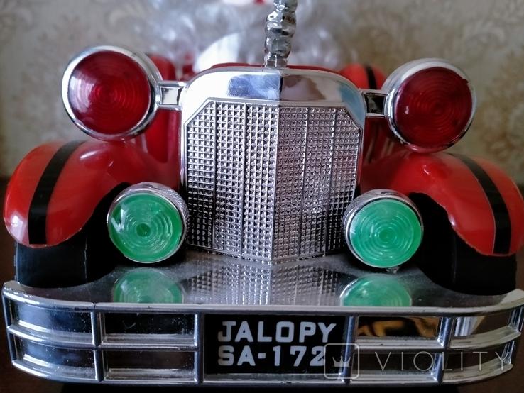 Дед Мороз в автомобиле, фото №7