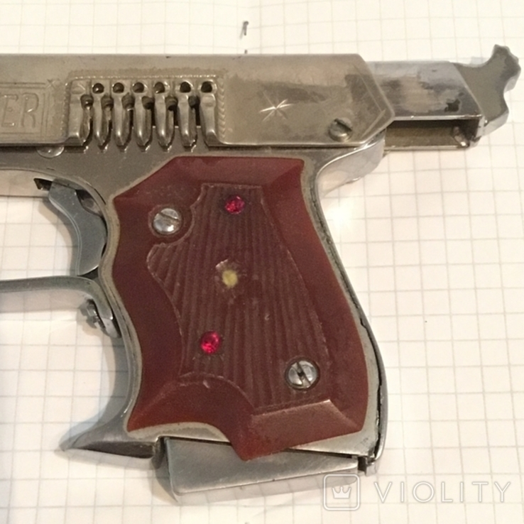 Сувенір пістолет., фото №6