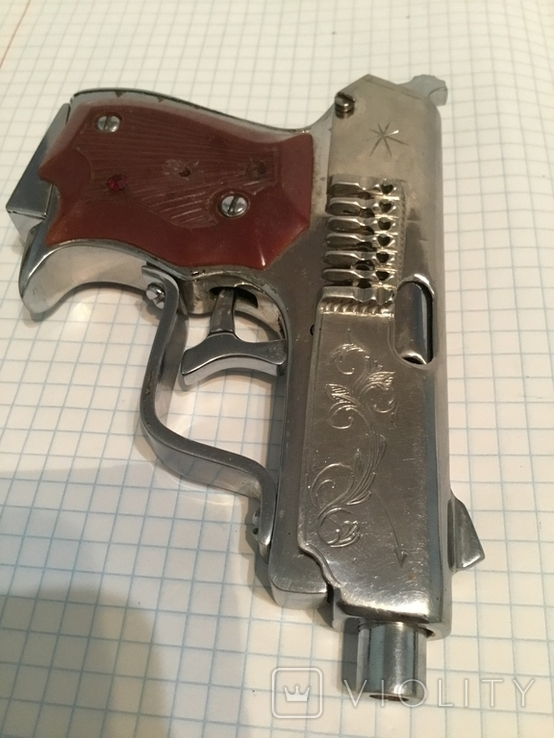 Сувенір пістолет., фото №9