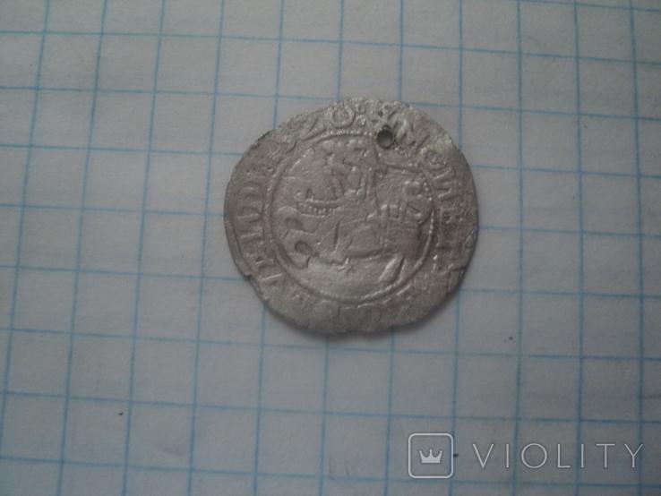 Полугрош 1520, фото №2