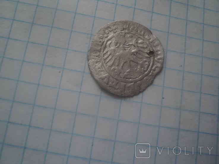 Полугрош 1520, фото №4