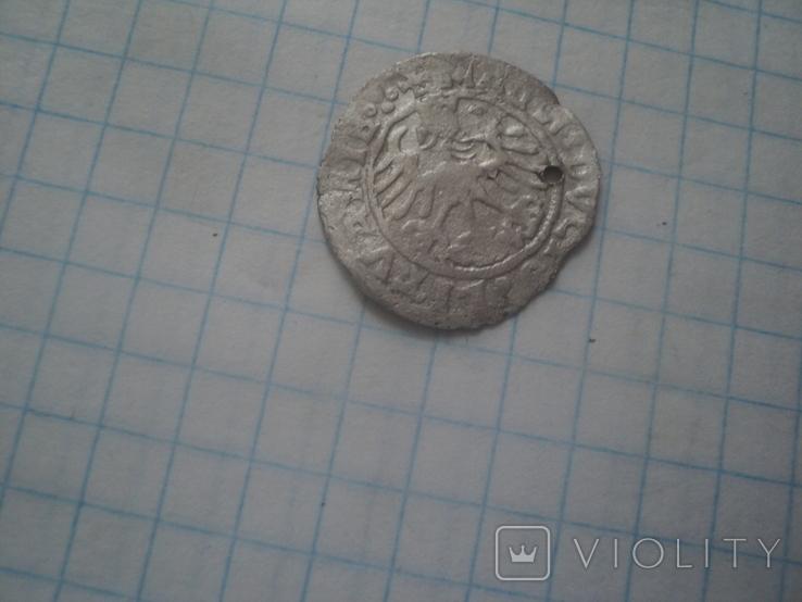 Полугрош 1520, фото №5