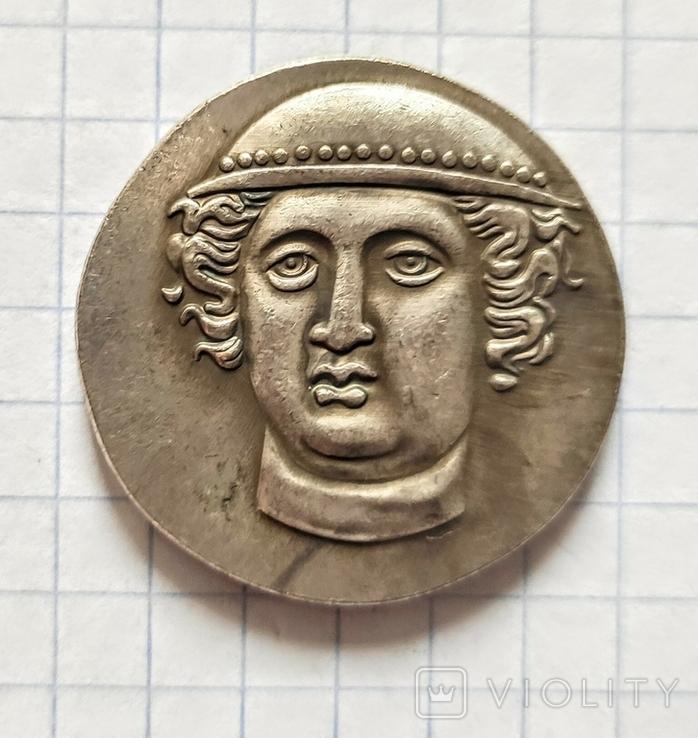 Монета. Древняя Греция.  Реплика, фото №2