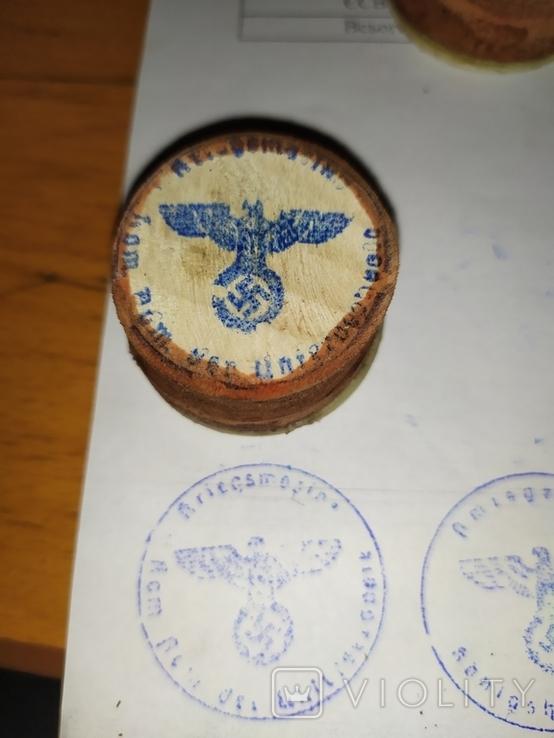 Немецкая Печать реплика третьего рейх№4, фото №4
