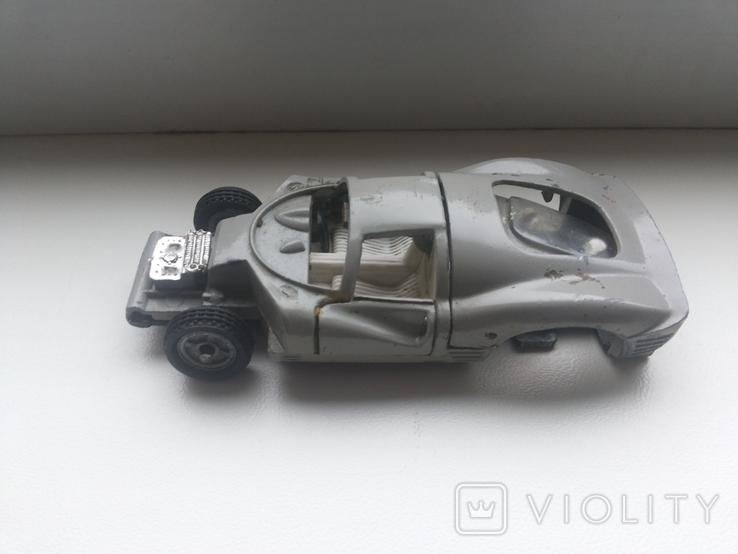 Модель Ferrari A-27 made in URSS 1/43 с утратами, фото №4