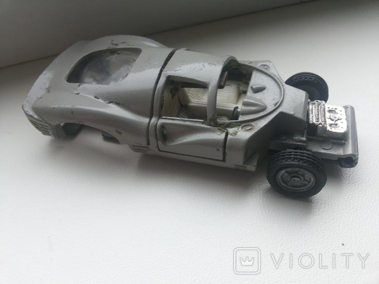 Модель Ferrari A-27 made in URSS 1/43 с утратами, фото №6