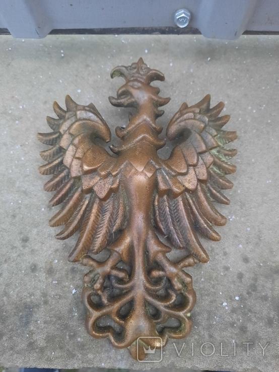 Ранній польський орел часів Богдана Хмельницького копія., фото №2