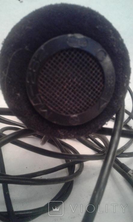 Микрофон-шнур-5метров, фото №4