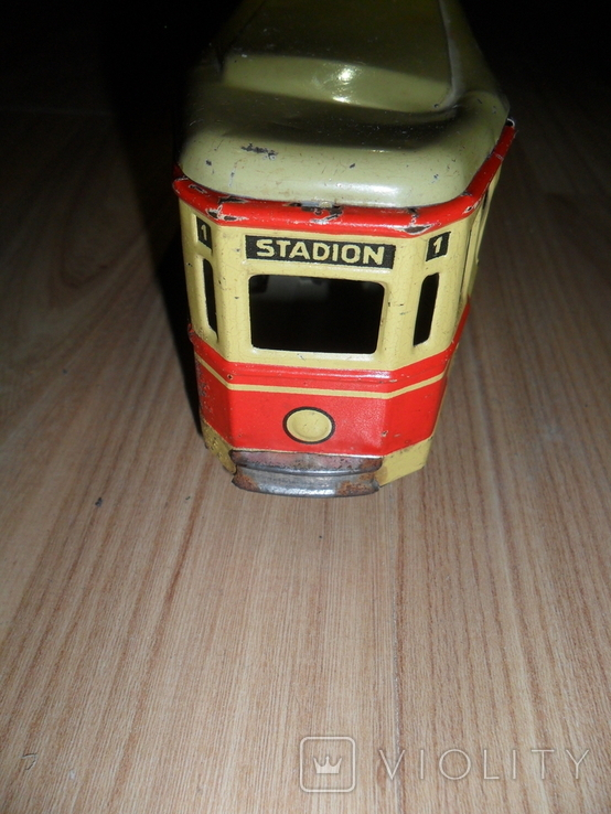 Трамвайчик времен СССР, фото №2
