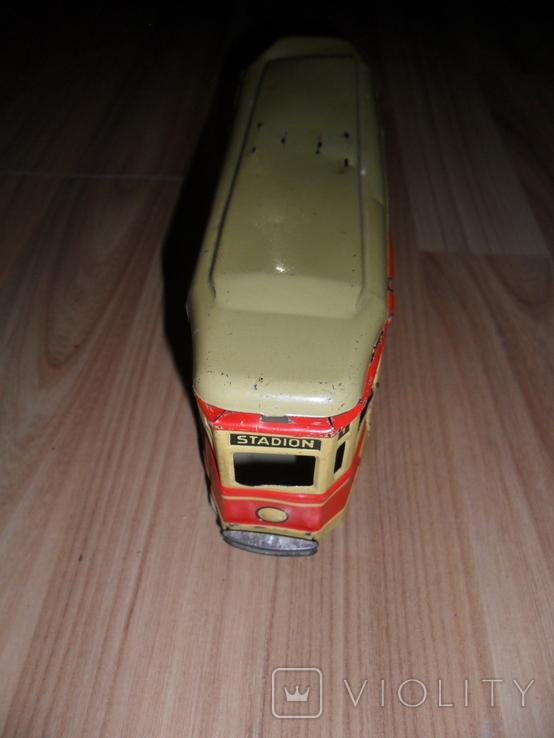 Трамвайчик времен СССР, фото №3