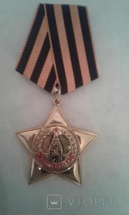Орден-наша-слава., фото №2