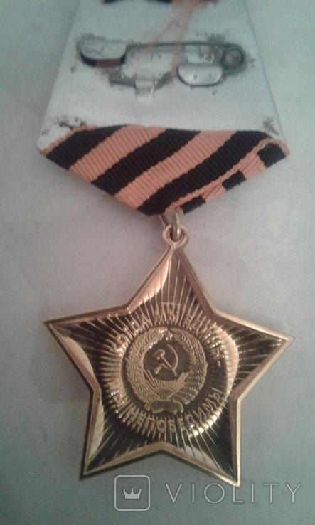 Орден-наша-слава., фото №3