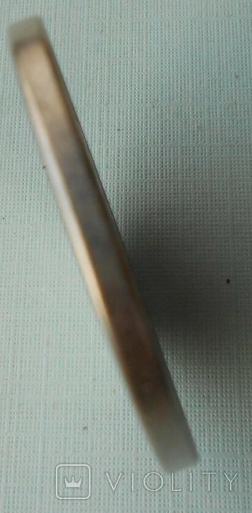 1 гривна 1992 г. порошковая копия, фото №5