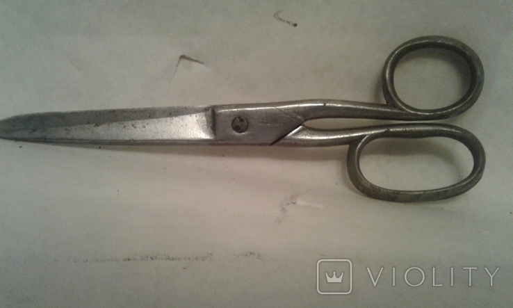 Ножницы-клеймо, фото №2