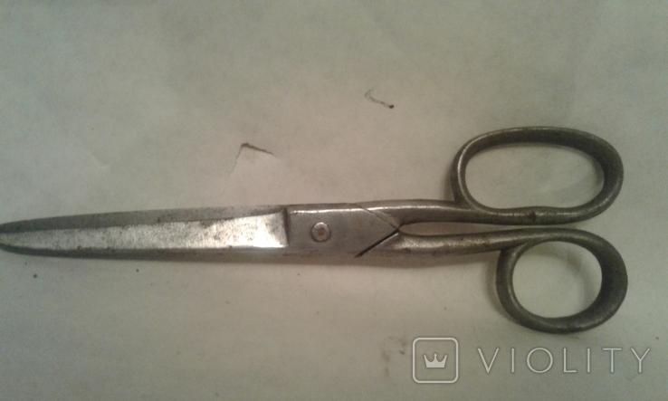 Ножницы-клеймо, фото №4