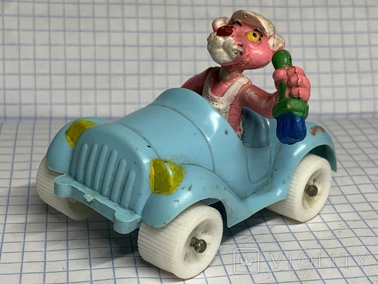 Винтажная игрушка с Англии, фото №2