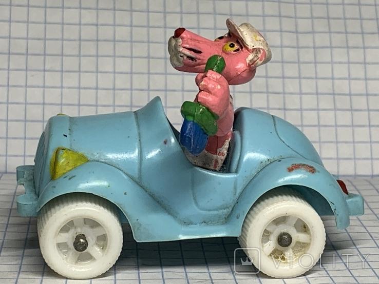 Винтажная игрушка с Англии, фото №3